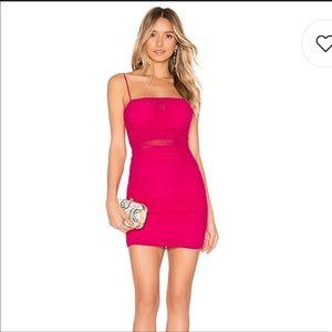 NBD x Naven Milly Revolve mini dress